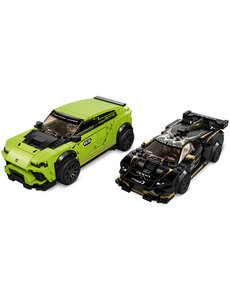 LEGO Lamborghini Huracan Super Trofeo EVO vs Urus ST-X - LE76899