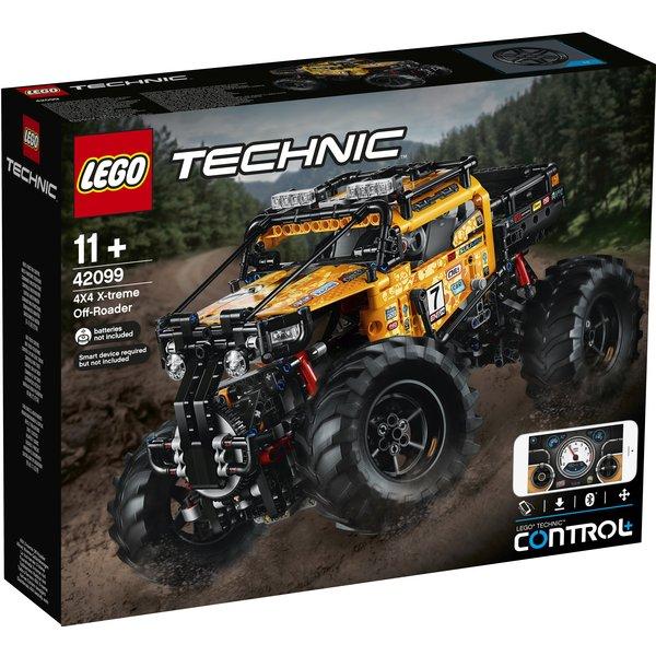 LEGO 42099 - Extreme Off roader Radio Control
