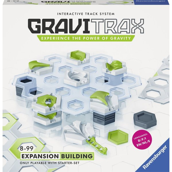Ravensburger Gravitrax Building