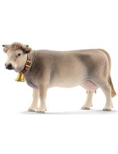 Schleich 13874 - Braunvieh koe