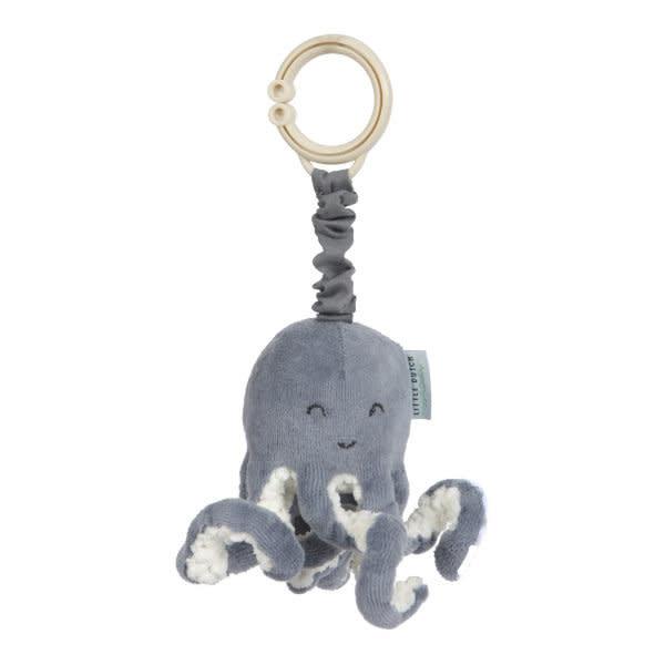 Little Dutch Octopus trilfiguur blauw