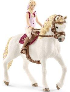 Schleich Horse club Sofia en blossom - 42515