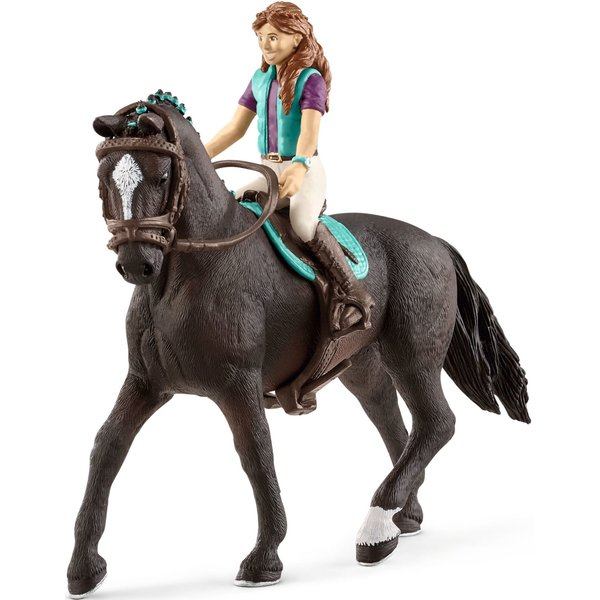 Schleich Horse club Lisa en Storm - 42516