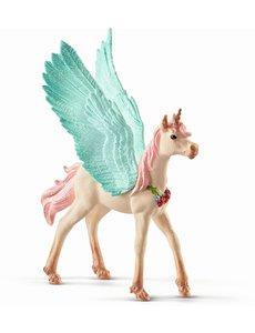 Schleich Pegasus Eenhoorn veulen - 70575
