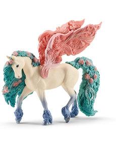 Schleich Bloemen Pegasus - 70590