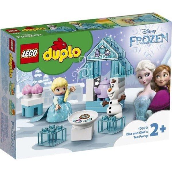 LEGO 10920 - Elsa's en Olaf's ijsfeest
