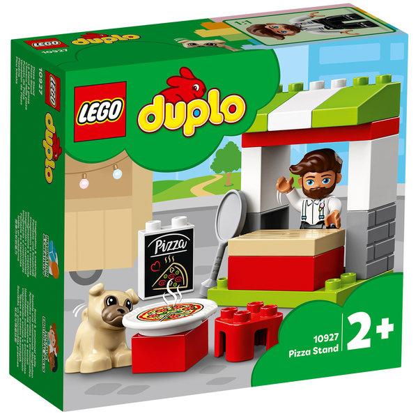 LEGO 10927 - Pizza Kraam
