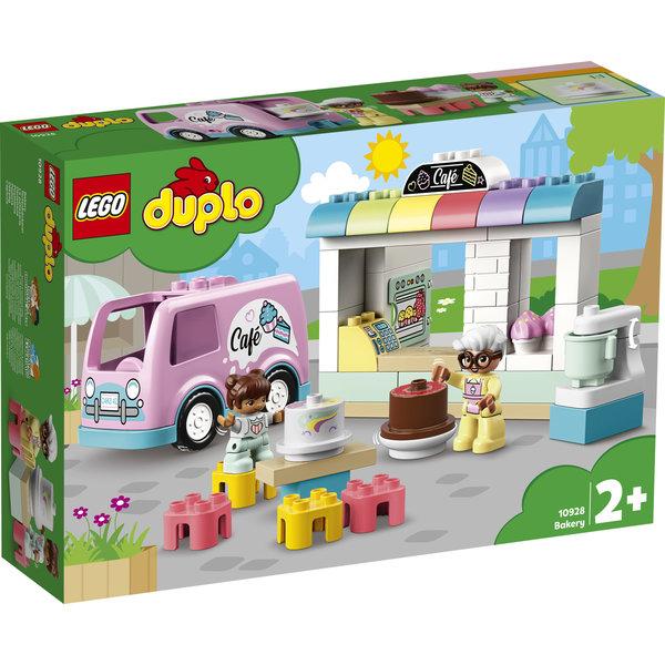 LEGO 10928 - Bakkerij