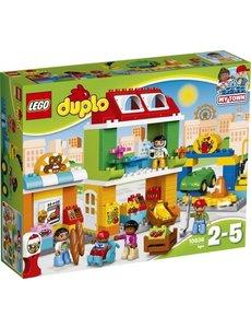 LEGO 10836 - Stadsplein
