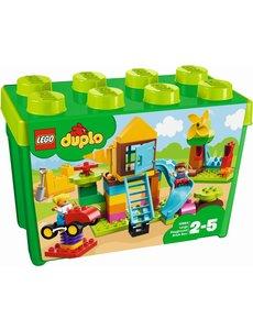 LEGO 10864 - Opbergdoos grote speeltuin