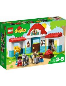 LEGO 10868 - Ponystal