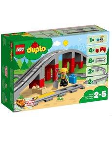 LEGO 10872 - Treinbrug en -rails