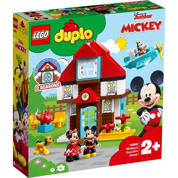 LEGO Mickey's vakantiehuis