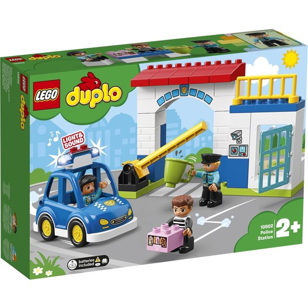 LEGO 10902 - Politiebureau