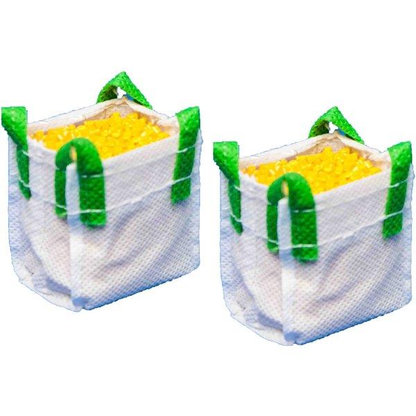 Kids Globe Big bag gevuld met mais (2 st.) 1:32 - KG570036