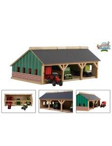 Tractorloods voor 6 tractoren 1:87 - KG610491