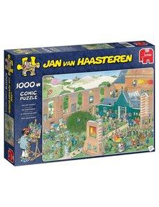 Jumbo/Jan van Haasteren De Kunstmarkt 1000 stukjes