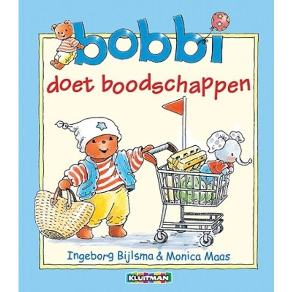 Kluitman Bobbi doet boodschappen
