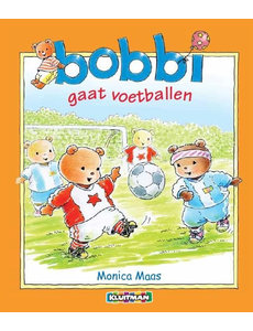 Kluitman Bobbi gaat voetballen