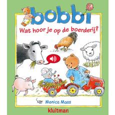 Bobbi geluidenboekje: wat hoor je op de boerderij
