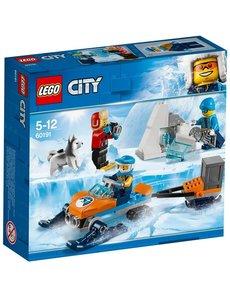 LEGO Poolonderzoekersteam - 60191