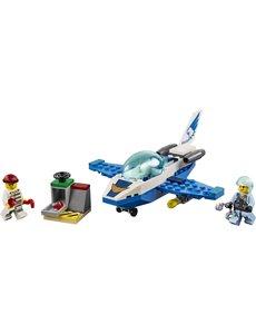 LEGO Luchtpolitie vliegtuigpatrouille - 60206