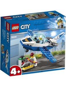 LEGO 60206 - Luchtpolitie vliegtuigpatrouille