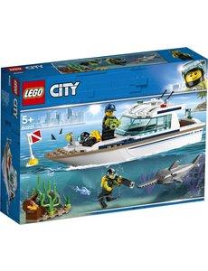 LEGO 60221 - Duikjacht