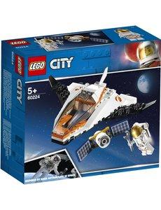 LEGO 60224 - Sateliettransportmissie