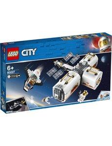 LEGO 60227 - Ruimtestation op de maan