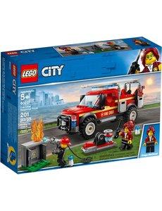 LEGO 60231 - Reddingswagen van brandweercommandant