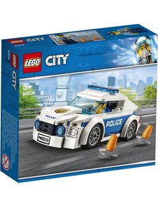 LEGO 60239 - Politie patrouille auto