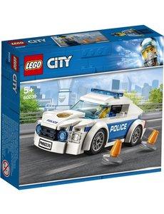 LEGO Politie patrouille auto - 60239