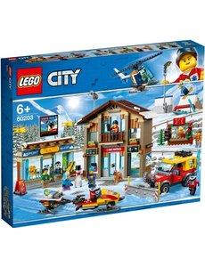 LEGO 60203 - Skiresort