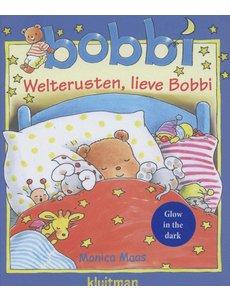 Kluitman Bobbi, welterusten, lieve Bobbi