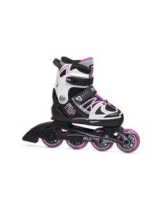 Fila Skeeler Fila X-One G black-white-pink maat 38-41