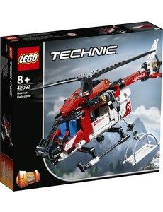 LEGO 42092 - Reddingshelicopter