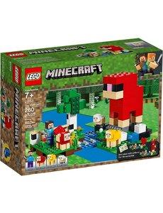 LEGO De schapenboerderij