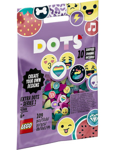 LEGO Extra Dots : serie 1 - 41908
