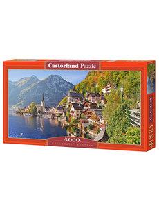 Castorland Hallstatt, Austria 4000 stukjes
