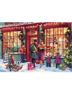 Gibsons Christmas Toy Shop - 1000 stukjes