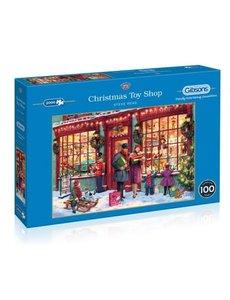 Gibsons Christmas Toy Shop 2000 stukjes
