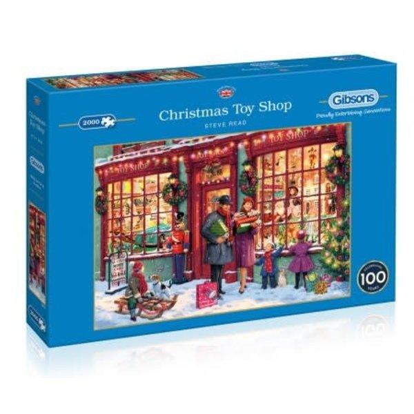 Christmas Toy Shop 2000 stukjes