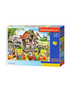 Castorland Birdhouse 300 stukjes