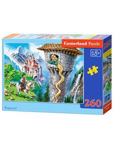Castorland Rapunzel 260 stukjes