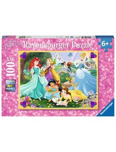 Ravensburger Disney Princess - Durf te dromen - 100 stukjes XXL