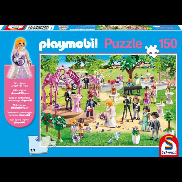 Playmobil puzzel - prinsessen 60 stukjes