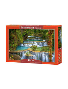 Castorland Cascade waterval 1000 stukjes