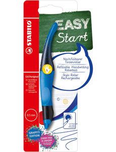 Stabilo Easyoriginal Graffiti - Blauw links