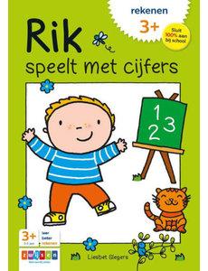 Zwijsen Rik speelt met cijfers, 3-5 jr